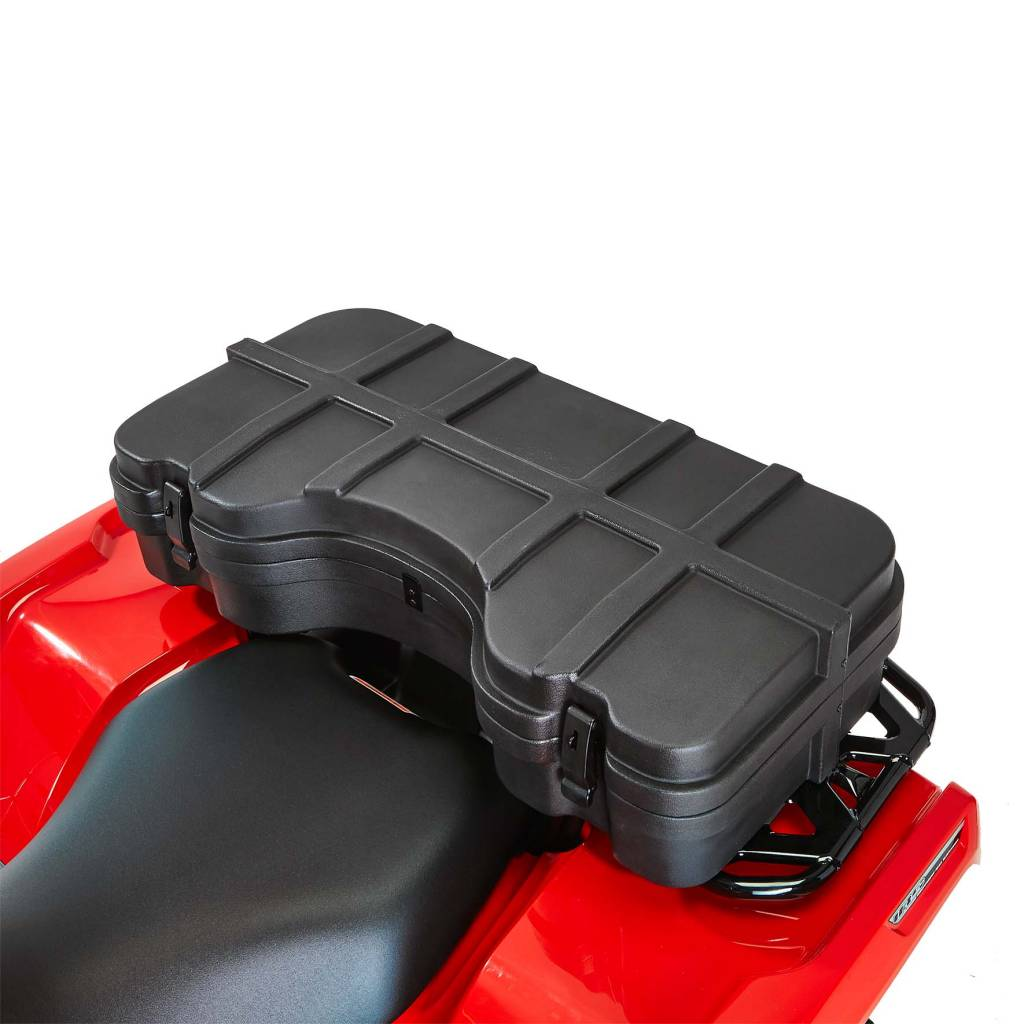 Rotational molded ATV cargo box