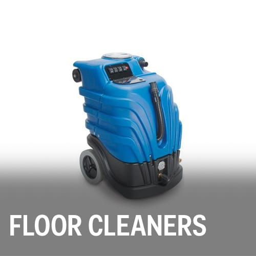 Floor Cleaner housings, tanks and interior components