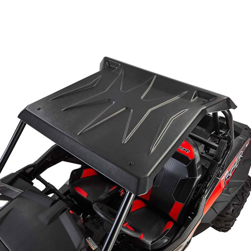 Thermoformed vacuum formed Polaris RZR Roof