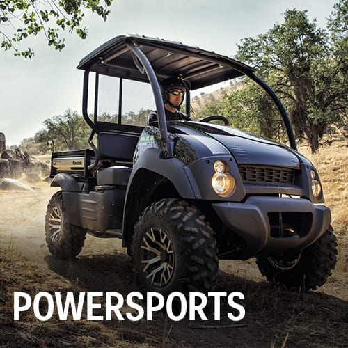 Powersports plastic housings, body panels and roofs panels