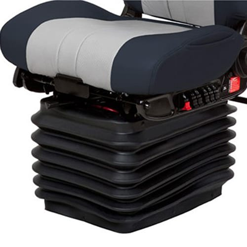 Rotational Molded Commercial Truck Seat Base